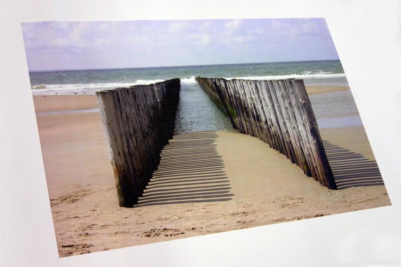 Canvas zonder frame 160x210 cm